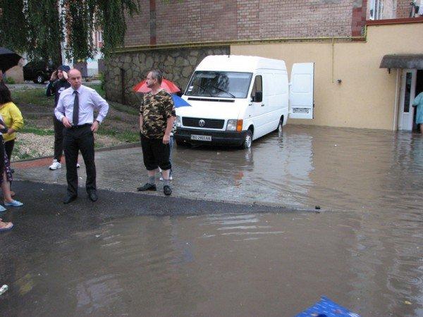 Мер Тернополя про причини підтоплення міста, фото-1
