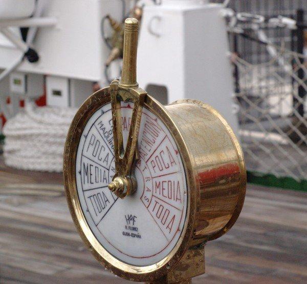В Одесском порту пришвартовался мексиканский парусник Cuauhtemoс (ФОТО), фото-8