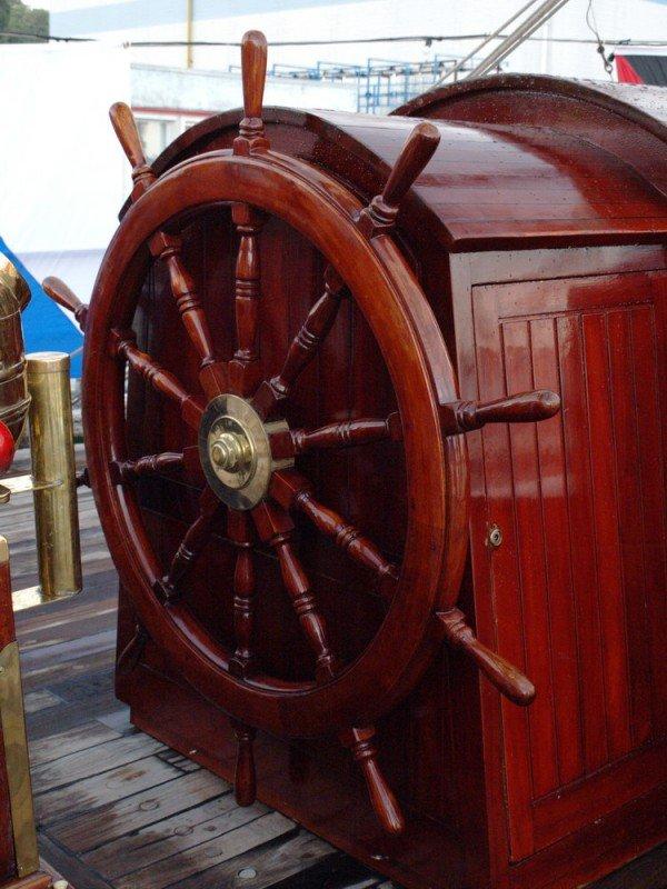 В Одесском порту пришвартовался мексиканский парусник Cuauhtemoс (ФОТО), фото-9