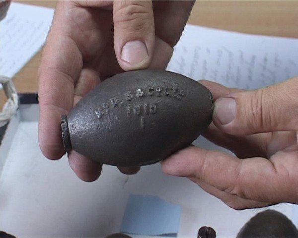 Одессит получил по почте странную посылку - коробку с гранатами (ФОТО), фото-2