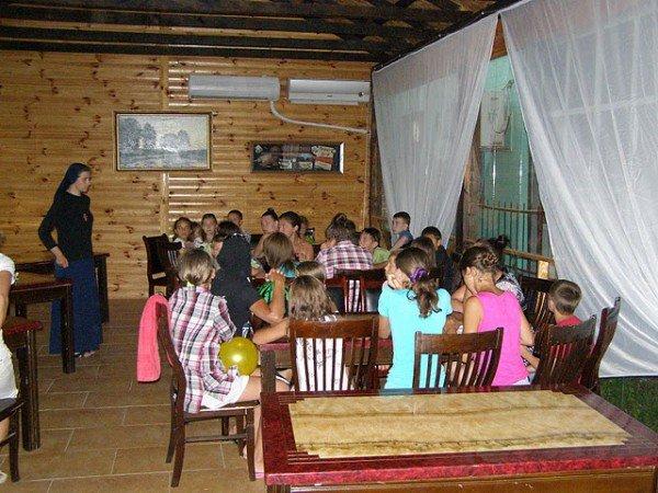 Одесские дети провели каникулы с Богом (фото), фото-2