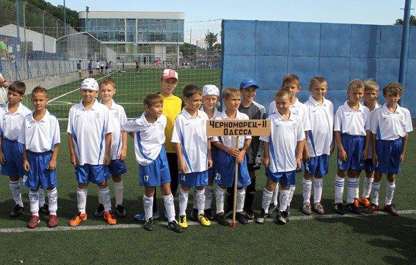 В Одессе стартовал турнир «Черное море – юниор» (фото), фото-4