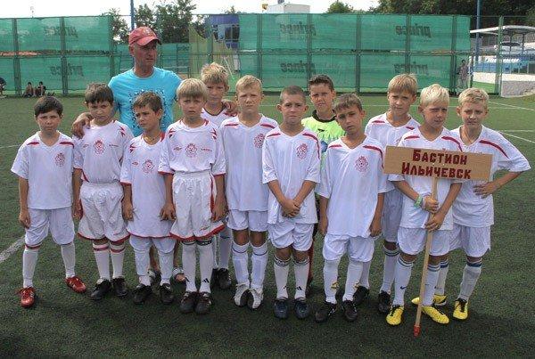 В Одессе стартовал турнир «Черное море – юниор» (фото), фото-3