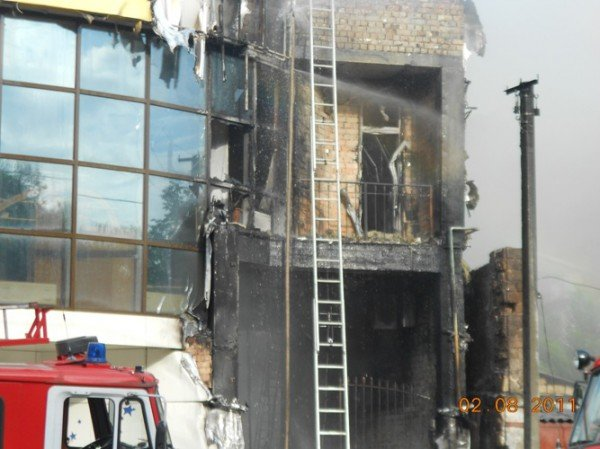 В Одессе пожар на ул Балковской, горит «Нова» (добавлено фото), фото-3