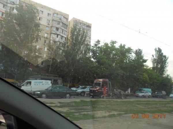 Очередное ДТП на ул. Балковской - есть пострадавшие, фото-2