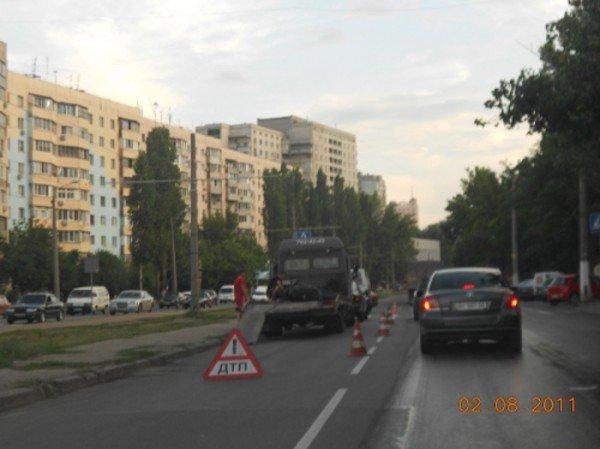 Очередное ДТП на ул. Балковской - есть пострадавшие, фото-1