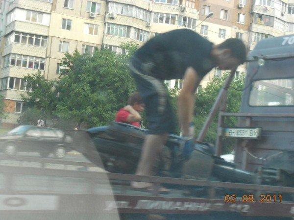 Очередное ДТП на ул. Балковской - есть пострадавшие, фото-3