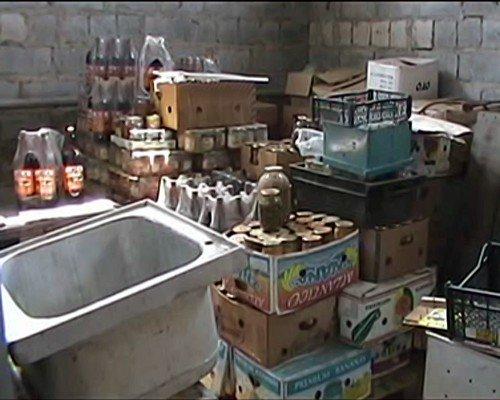 В Луганской области выявлен подпольный цех в котором переупаковывались просроченные продукты (фото), фото-4