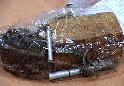 Одесская милиция задержала винничанина с гранатой, промышлявшего грабежами в женских туалетах (ФОТО), фото-2