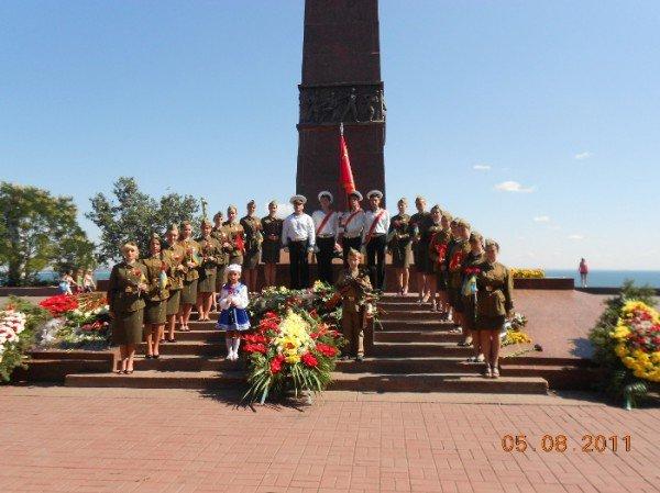 В Одессе отметили 70-летие обороны от фашистских захватчиков (фото), фото-2