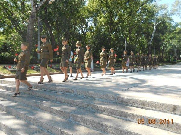 В Одессе отметили 70-летие обороны от фашистских захватчиков (фото), фото-3