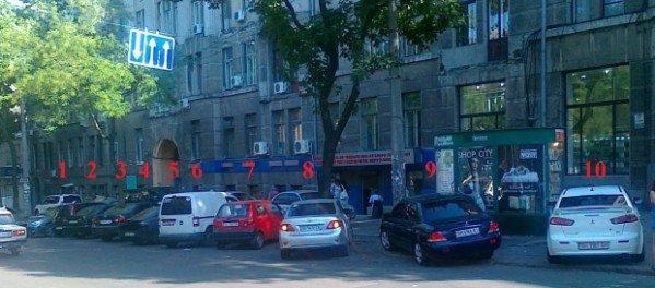 Возле МБТИ с одесситов незаконно «лупят деньги», фото-2
