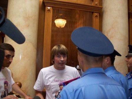 Одесскую мэрию штурмуют возмущенные жители (ДОБАВЛЕНО ФОТО), фото-2