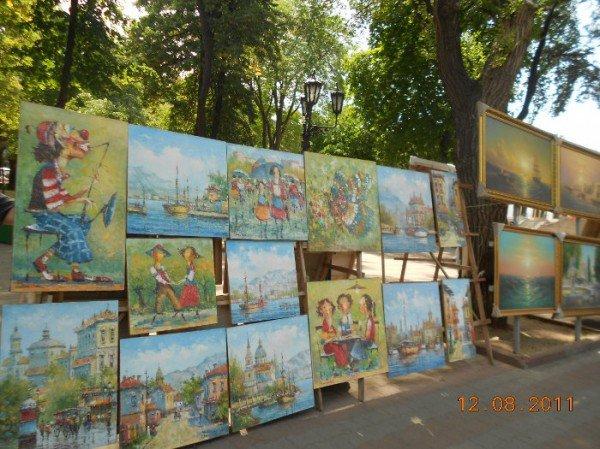 Одесса отдыхает красиво (фоторепортаж), фото-6