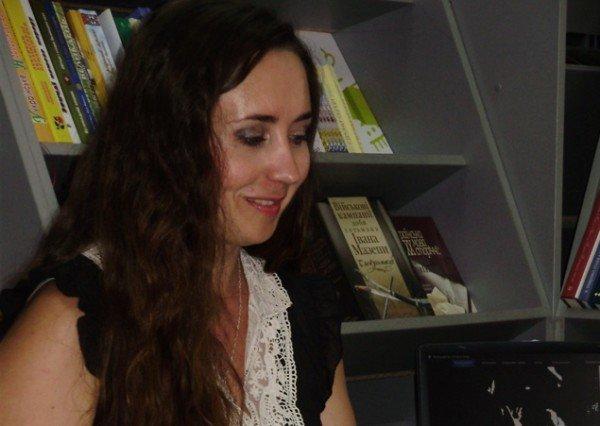 Зустріч з тернополянкою Наталією Лазукою -  поетесою, журналісткою, телеведучою... (фото), фото-10