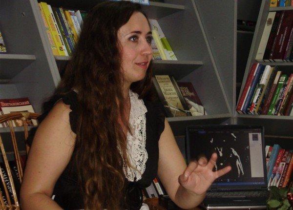 Зустріч з тернополянкою Наталією Лазукою -  поетесою, журналісткою, телеведучою... (фото), фото-3