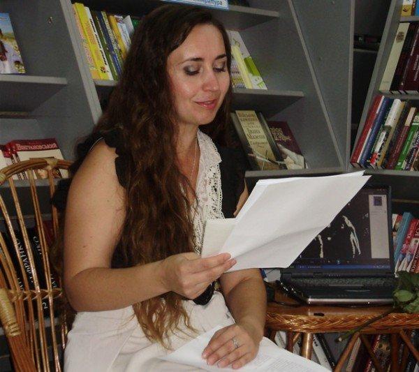 Зустріч з тернополянкою Наталією Лазукою -  поетесою, журналісткою, телеведучою... (фото), фото-5
