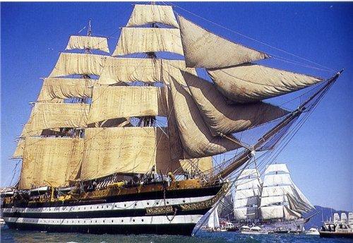 В одесском порту причалит красивейший парусник мира, фото-1