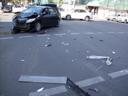Страшное ДТП в центре Одессы. Пострадали четыре автомашины (фото), фото-4