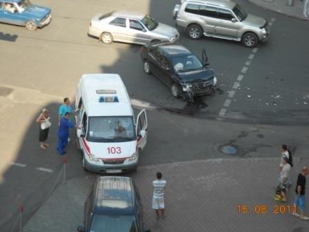 Страшное ДТП в центре Одессы. Пострадали четыре автомашины (фото), фото-5