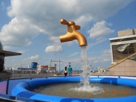 В Одессе открыли новый фонтан, фото-2