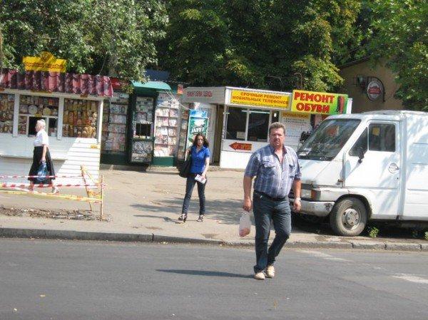 Дорожная революция: В Одессе с оживленной площади исчезли все светофоры и разметка (фото), фото-5