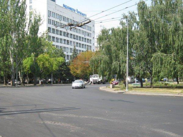 Дорожная революция: В Одессе с оживленной площади исчезли все светофоры и разметка (фото), фото-3