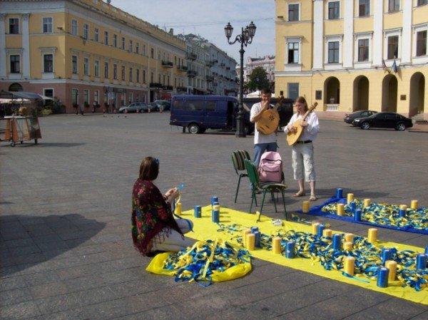 В День Независимости Одесса нарядится в украинский национальный костюм (фото), фото-1