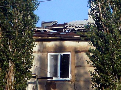 В Луганской области стихия валила деревья и срывала крыши (фото), фото-2