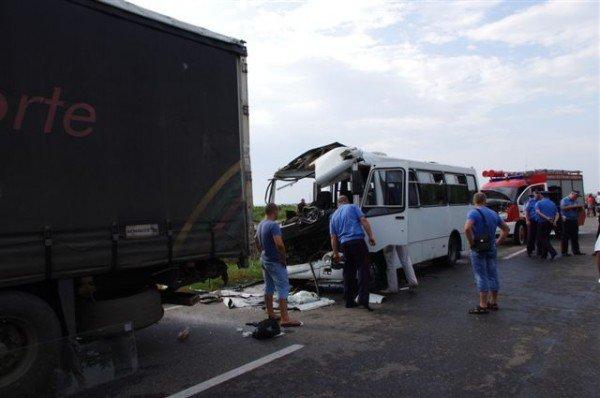Количество пострадавших во время вчерашнего ДТП на трассе Одесса-Ильичевск возросло до 20-ти. (новые фото), фото-4