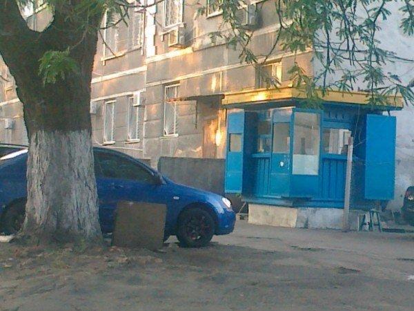 Одесский горсовет утвердил стоянку-призрак? (фото), фото-4