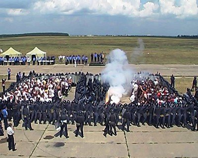 Луганский гарнизон милиции продемонстрировал подготовку к «Евро-2012» (фото), фото-3