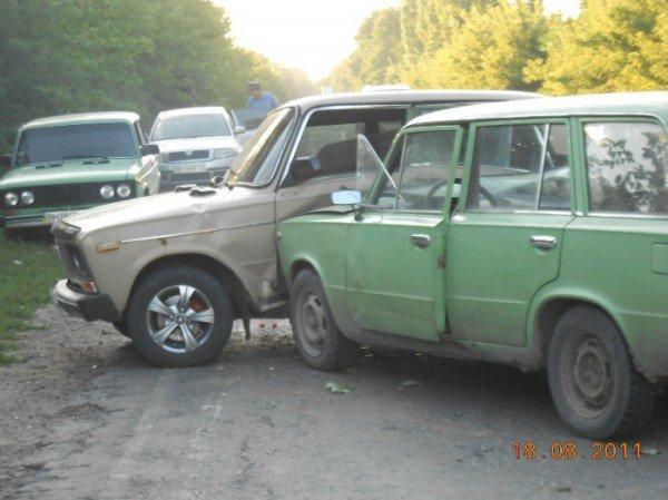 Очередное ДТП на Одесщине. Пострадал пятилетний ребёнок (фото), фото-1