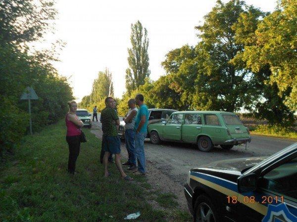 Очередное ДТП на Одесщине. Пострадал пятилетний ребёнок (фото), фото-4