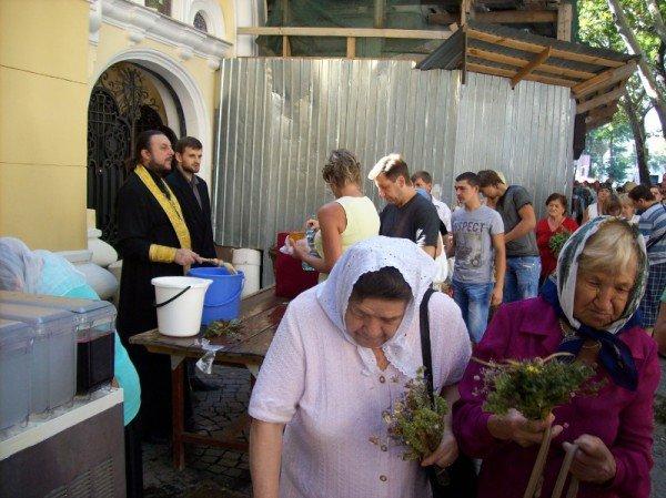 Одесса празднует Преображение Господне или Яблочный Спас (фоторепортаж), фото-6