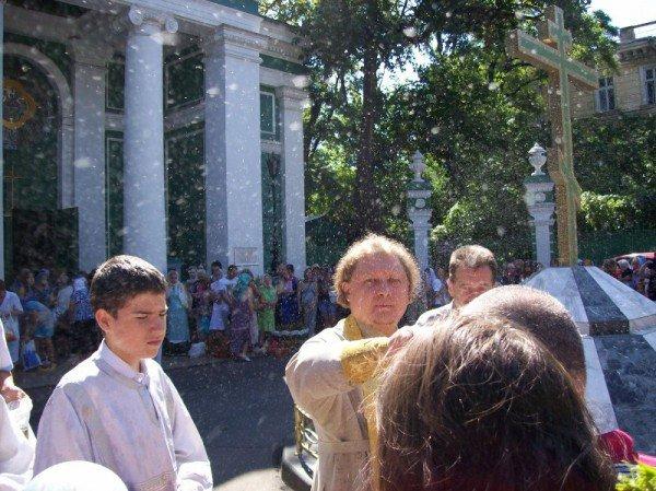 Одесса празднует Преображение Господне или Яблочный Спас (фоторепортаж), фото-1