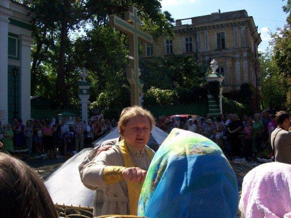 Одесса празднует Преображение Господне или Яблочный Спас (фоторепортаж), фото-7