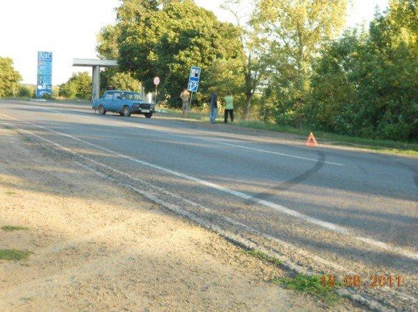 Еще одно ДТП на трассе Одесса — Кучурган (фото), фото-2