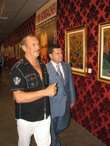 Одесскому мэру подняли настроение (фото), фото-1