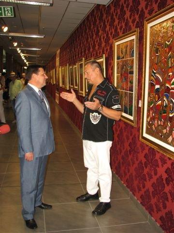 Одесскому мэру подняли настроение (фото), фото-2