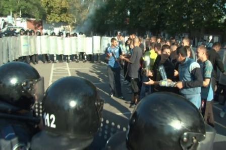 Бунт сельских жителей на одном из одесских рынков (фото), фото-7