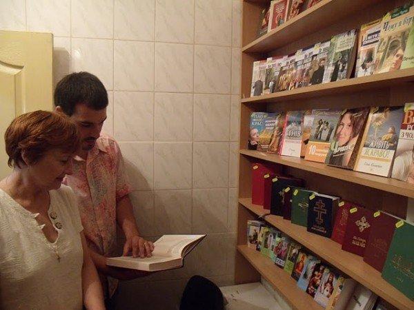 В Одессе открылся греко-католический книжный магазин(фото), фото-1