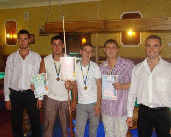 В бильярдном клубе «Cardinal» прошли соревнования по «Свободной пирамиде»., фото-3