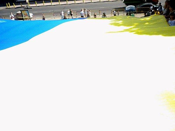 Одесса празднует День государственного флага (фоторепортаж), фото-1