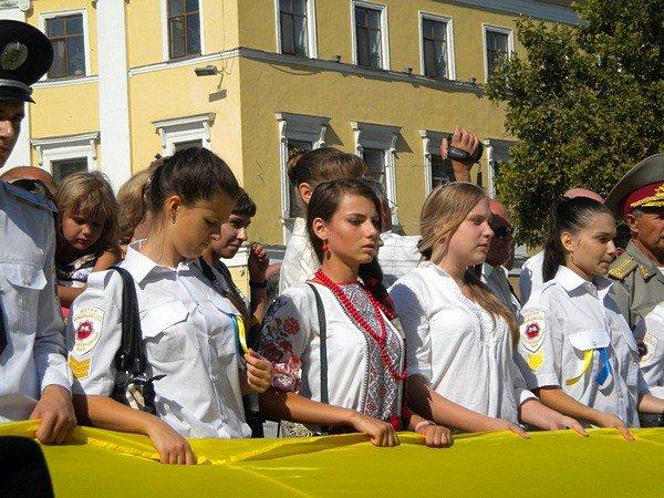 Одесса празднует День государственного флага (фоторепортаж), фото-5