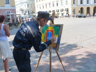 Одесские спасатели МЧС вошли в «Книгу рекордов Украины» (фото), фото-3
