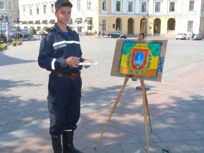 Одесские спасатели МЧС вошли в «Книгу рекордов Украины» (фото), фото-2