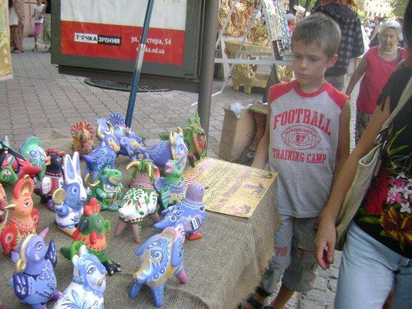 «Дивокрай» в центре Одессы (фоторепортаж), фото-7