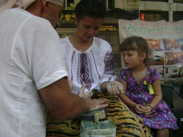 Одесситов приобщили к этно культуре, фото-2