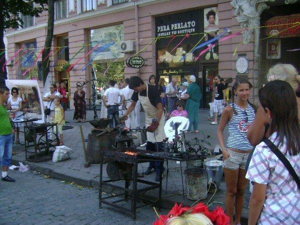 Одесситов приобщили к этно культуре, фото-3